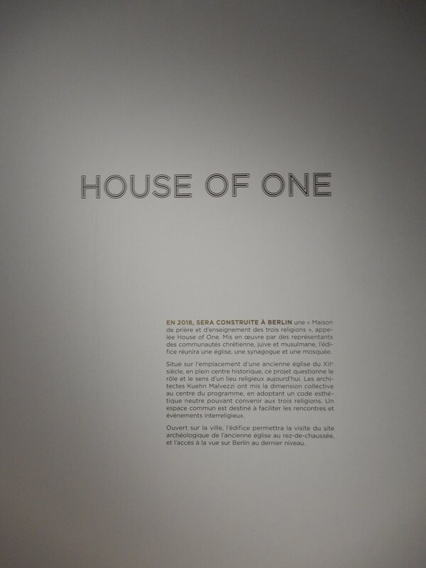 HOUSE OF ONE 4 MEDIA DIXIT WORLD