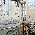 Ambiance (escalier) chateau abandonné_7816