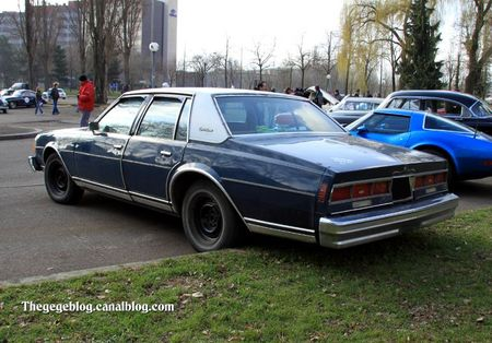 Chevrolet caprice classic 4door sedan (Retrorencard mars 2011) 02
