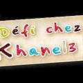 Un événement historique pour khanel3