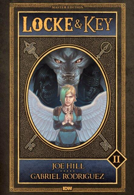 milady locke & key master edition 2