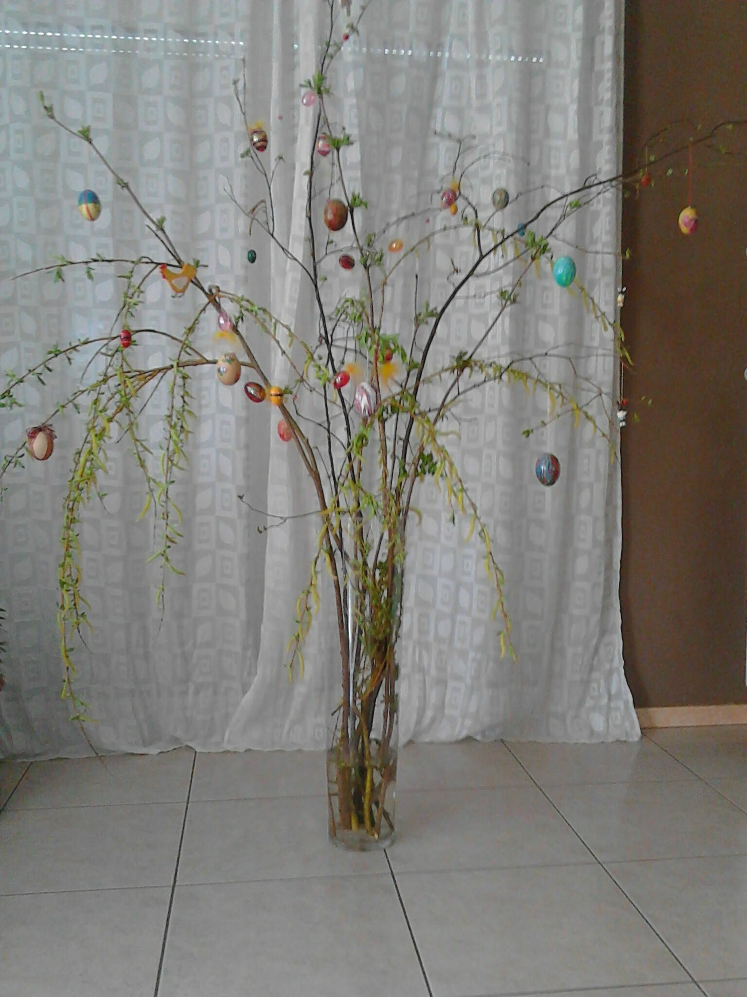 Mon arbre de Pâques