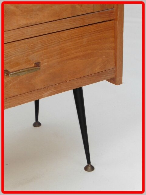 armoire vitree d 39 ecole vintage 50 vendue meubles et d coration vintage design scandinave. Black Bedroom Furniture Sets. Home Design Ideas