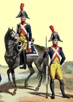 Nogent 1791 Gendarmes