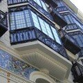 Immeuble bourgeois madrilène