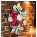Un des deux bouquets mariage