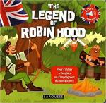 The legend of Robin Hood couv