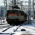 BB 8500 dans la neige à Bordeaux (rare!)