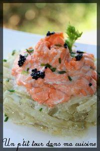 Rosace saumon fenouil2