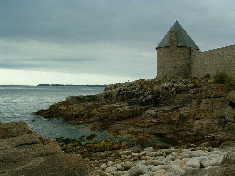 Poste de vigie de Lomener - Morbihan