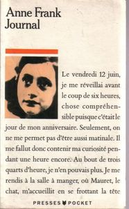 le_journal_d_Anne_Frank_Presse_Pocket