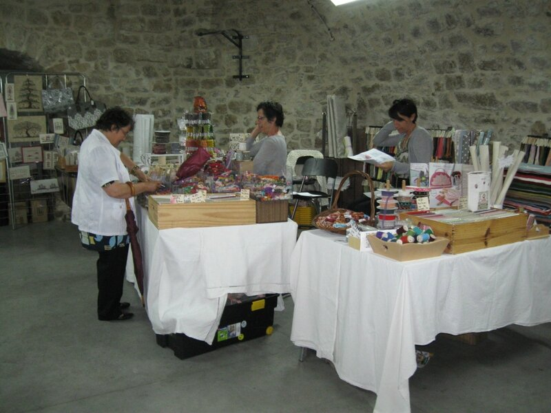 Stand Maguelone broderies