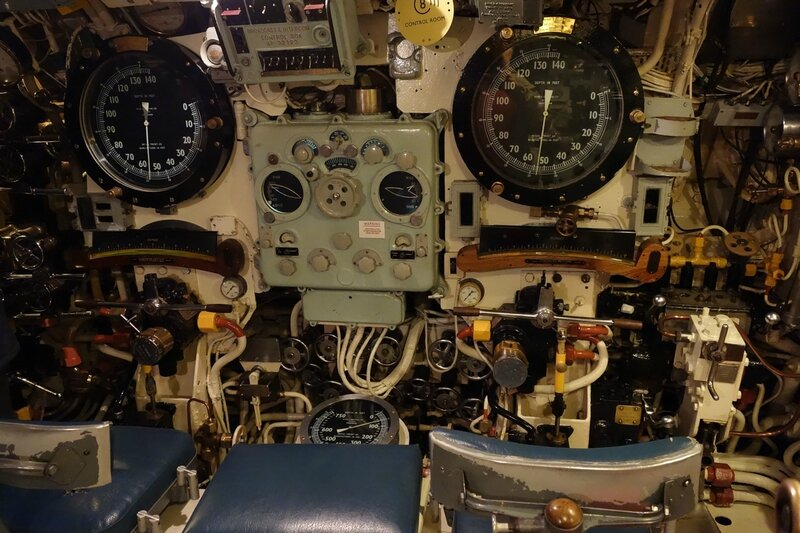 Royal Navy Submarine Museum_026