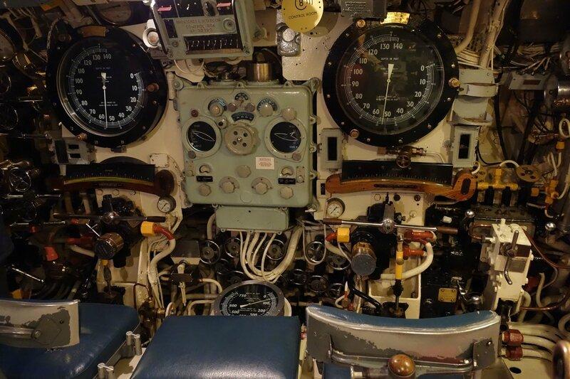 Royal Navy Submarine Museum_026