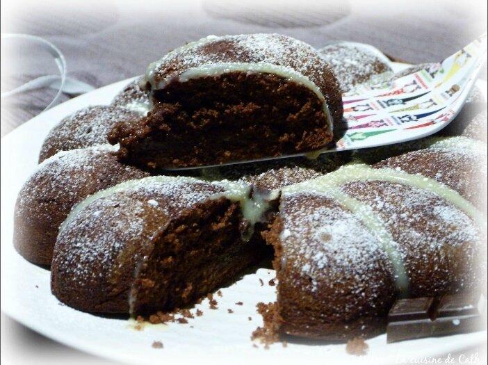 gâteau Madeleine choco4