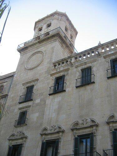 la mairie très impressionnante
