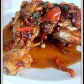 Cuisses de poulet argento-provencales - patitas de pollo argentino-provenzales