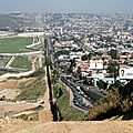 Mexico-united states barrier
