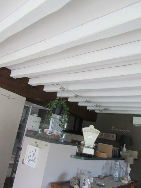 simple petit retour histoire de famille for eclaircir des poutres anciennes with claircir des. Black Bedroom Furniture Sets. Home Design Ideas