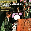 Dave Brubeck Quartet - 1958 - Newport 1958 (Fresh Sound)