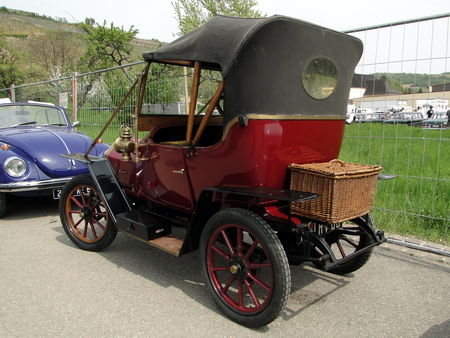 Le Zebre cabriolet 1911, Bourse Echanges de Soultzmatt 2010 2