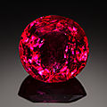 Very fine gemstone: natural ruby - 5.22 ct. with gia cert. vietnam