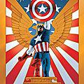 Panini marvel deluxe captain america 1 la sentinelle de la liberté