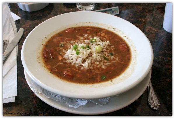 USA - Chicken and Sausage Gumbo