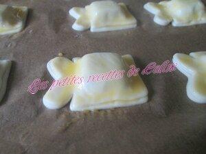 Bouchées feuilletées à la pâte de fruits13