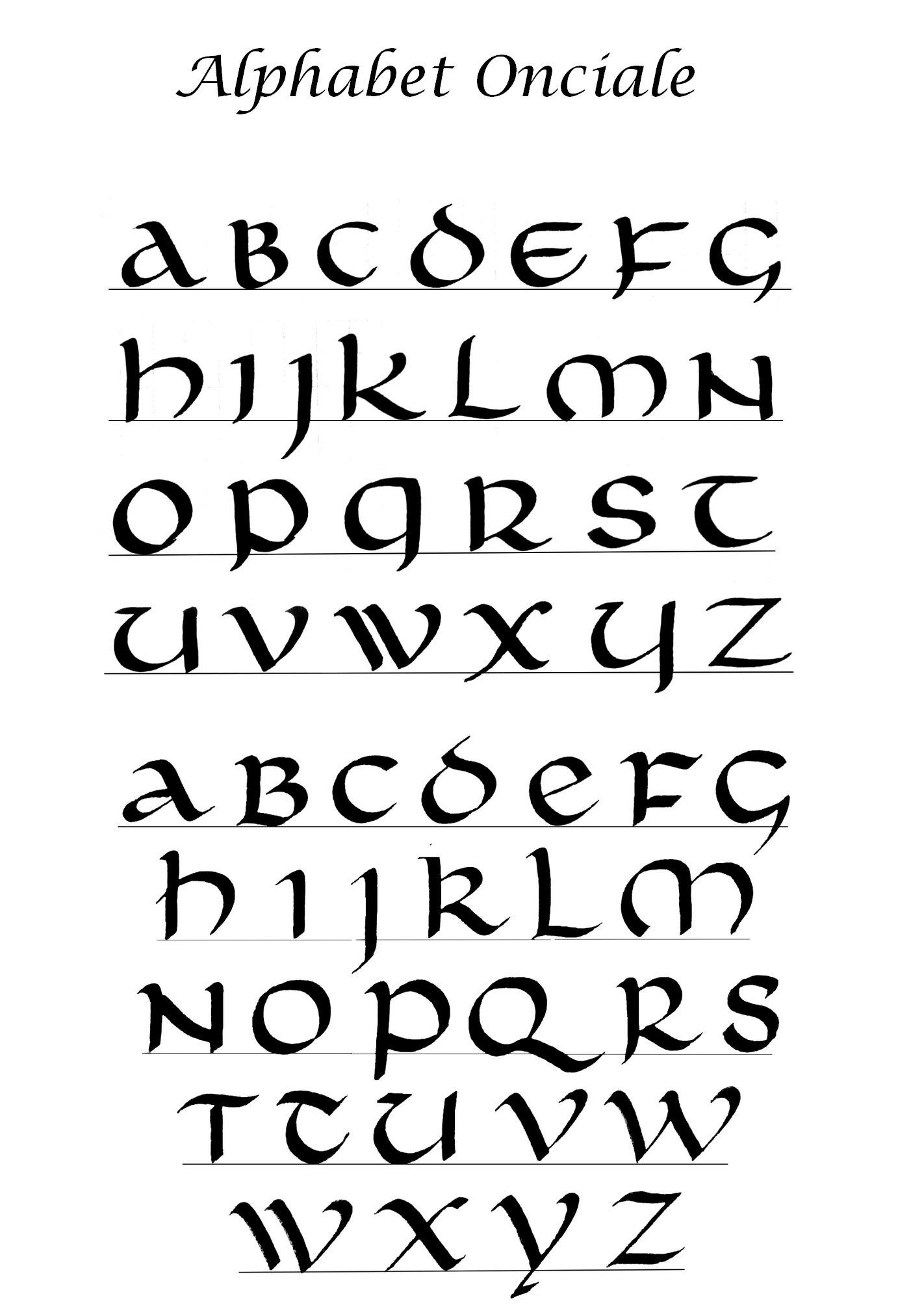 Connu La calligraphie - Au Cœur du Papier HH89