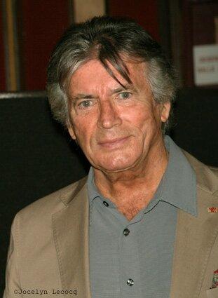 L'acteur Pierre Brice('Winnetou')