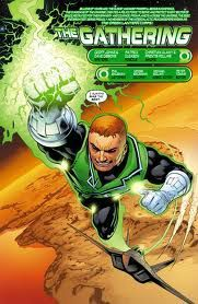 green lantern corps recharge 1a