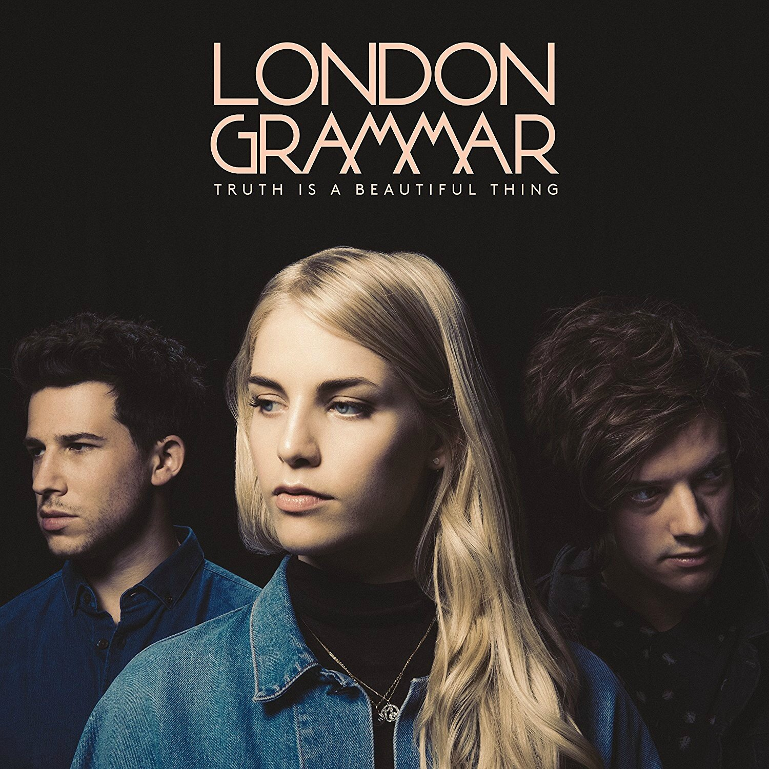 LONDON GRAMMAR – Truth Is A Beautiful Thing (2017)
