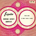 Ronnie Scott Quintet - 1955 - Ronnie Scott Quintet (Esquire)