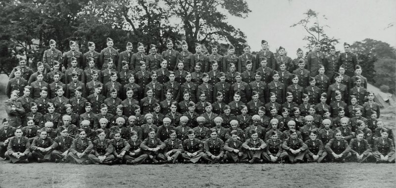 FONDS LECLERC Boite P 3e escadron