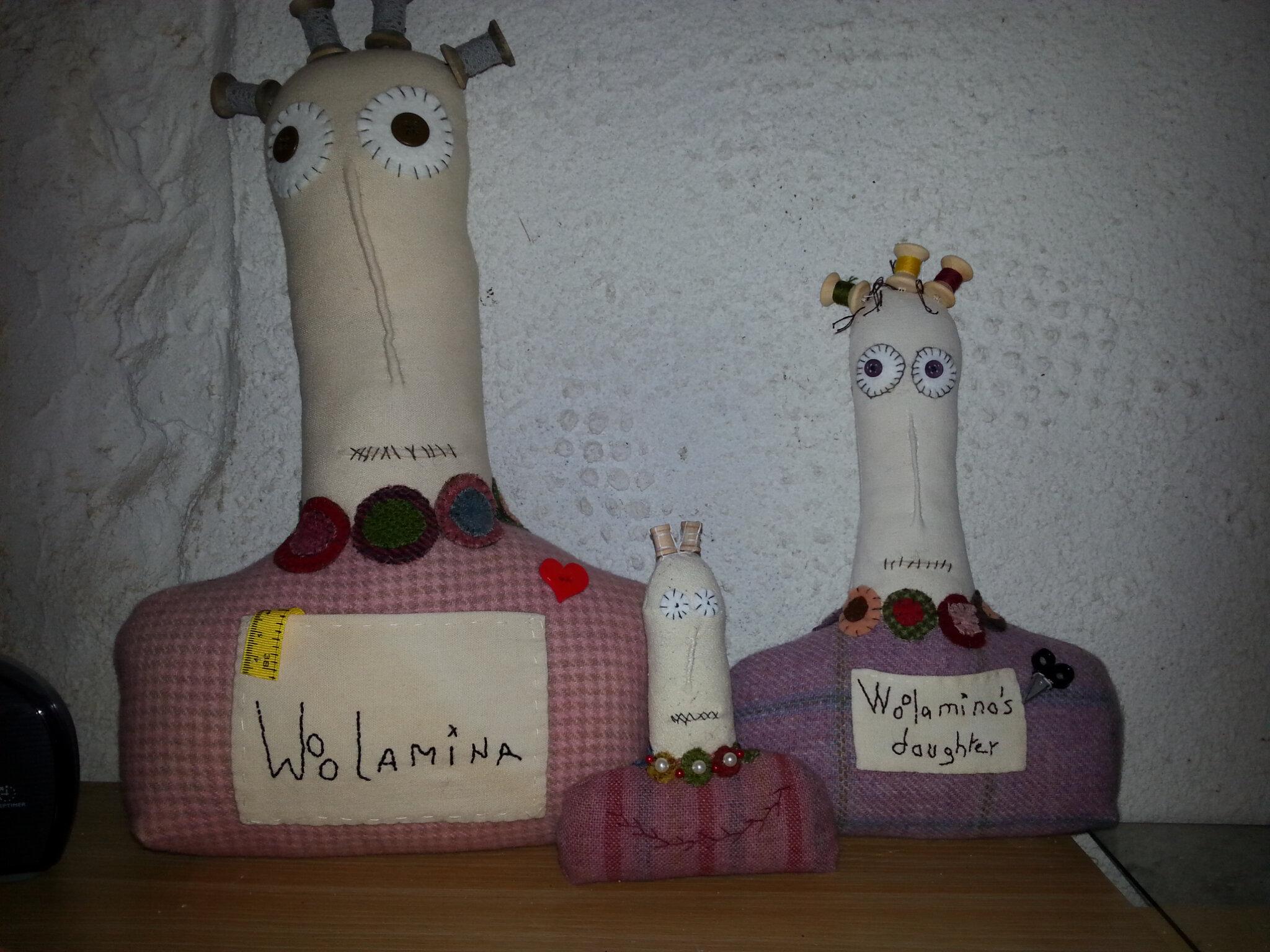Woolamina family