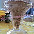 Crousti mousse au chocolat