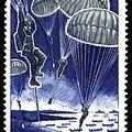 Timbres et commémorations de 1944