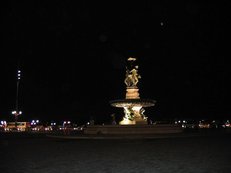 Un samedi soir à Bordeaux ...
