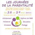 Journées de la parentalité en isère 28 et 29 mai