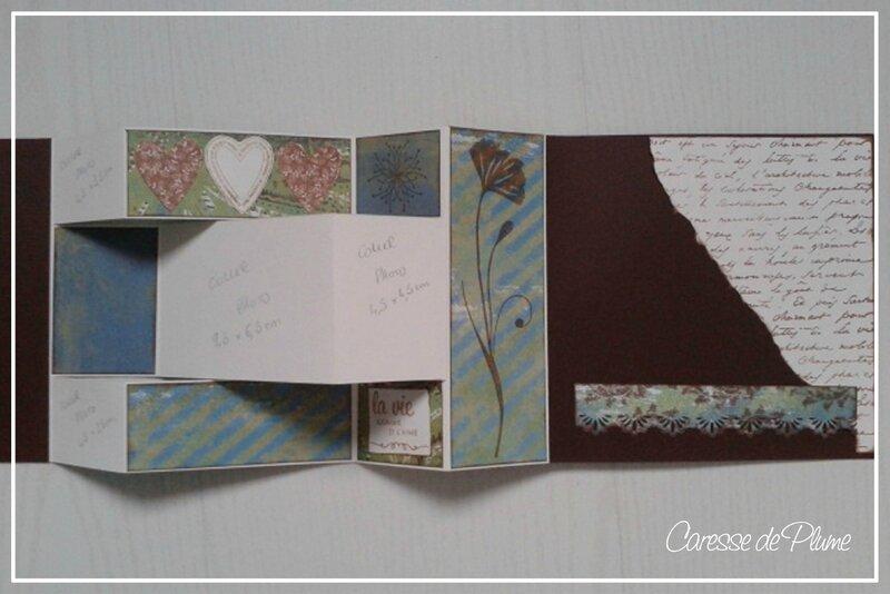 Cadeau anni steffy - Page de droite ouverte2