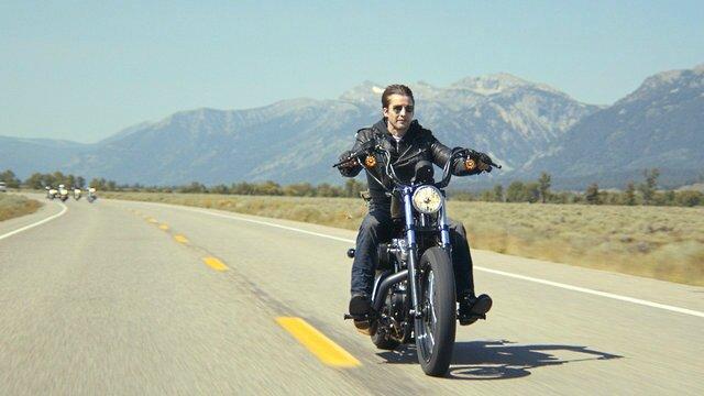 Harley 1200 Nightster James Blunt