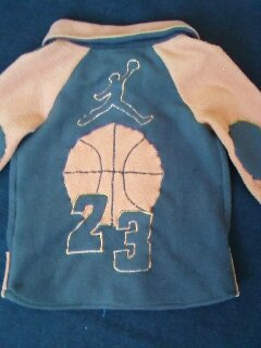 Veste de basketteur en polaire (4)