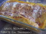 quenelles thermomix