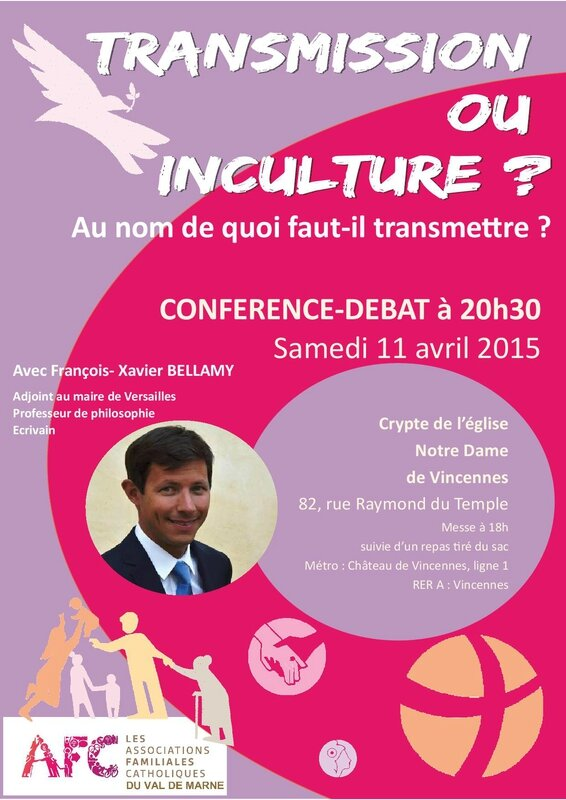 Conference Bellamy AFC imprimeur