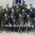 Annecy : 1er bataillon territorial de chasseurs alpins (1er b.t.c.a.)