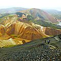 Islande # Landmannalaugar