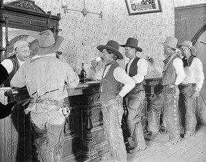 Setting_the_Dust__Old_Tascosa__Tx__1907