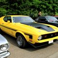 Ford mustang mach 1 fastback coupe (Retrorencard juin 2010) 01