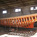 Bateau en construction - Photo 132